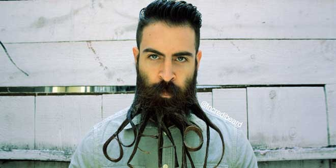 Study: Hipsters should think twice about weird facial hair