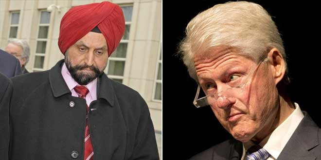 US Democrats return Chatwal's illegal campaign funds
