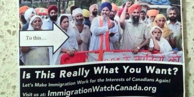 Brampton residents upset by anti-immigration flyers