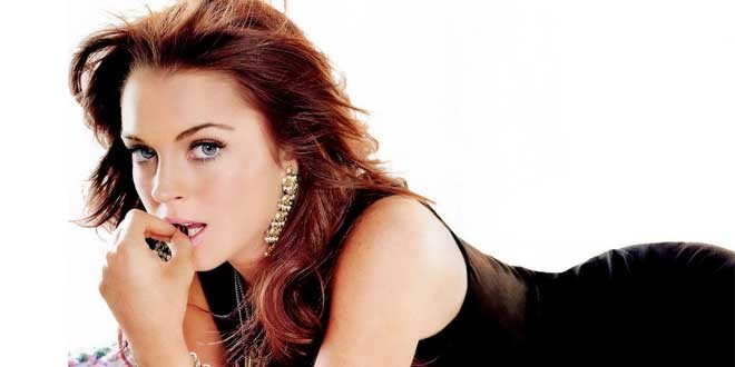 My Mom is not a party girl:  Lindsay Lohan