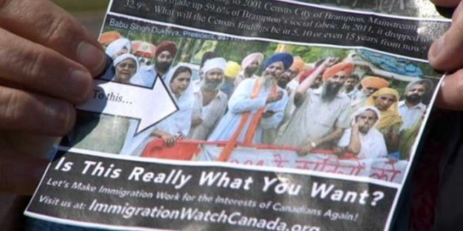 Our opponents are cowards and quislings: anti-immigration racist group