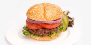 Yummy Rajama (red kidney beans) Burger recipe