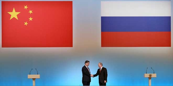 Russia favours closer economic ties with China