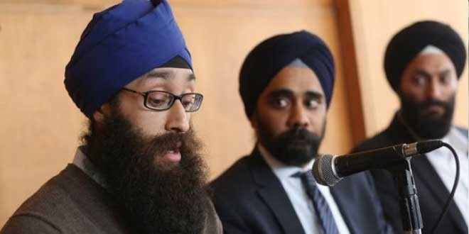 Man charged with hate crime for attacking Sikh professor in US