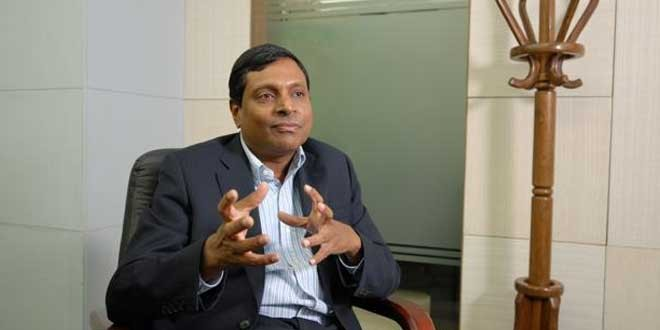 I win by running against competition:  Wipro CEO TK Kurien