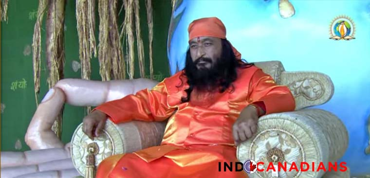 Indian court asked to decide if guru in deep freezer is dead or just meditating