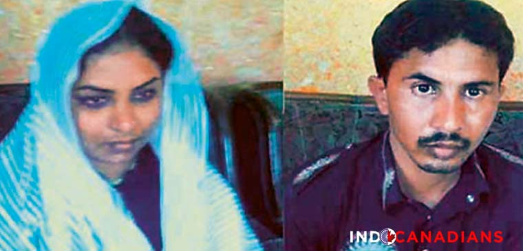 Facebook Love - Indian woman leaves family, country to marry Pakistani man