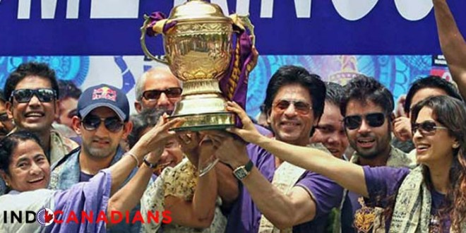 Mamata Banerjee, SRK, Bengali stars for KKR's royal reception