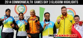 2014 Commonwealth Games Day 3 Glasgow Highlights