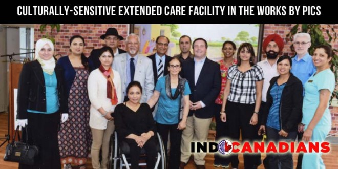 Culturally-sensitive extended care facility in the works by PICS