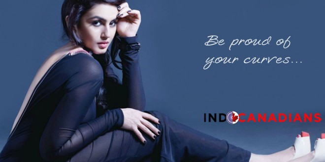 Be proud of your curves: Huma Qureshi to Indian women