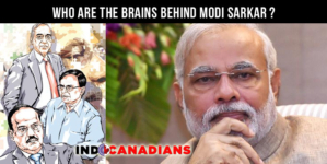 Who Are The Brains Behind Modi Sarkar ?