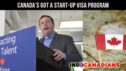 Promoting jobs and economic growth through Canada's Start-up Visa