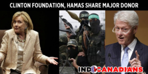 Clinton Foundation, Hamas Share Major Donor