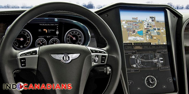 Smartphones to drive future cars