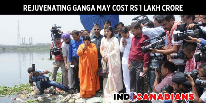 Rejuvenating Ganga: Project to make the river clean & uninterrupted may cost Rs 100,000 Crores
