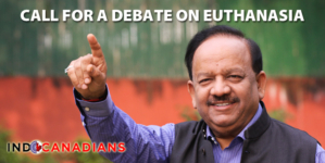 Health Minister Harsh Vardhan calls for a debate on euthanasia