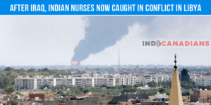 After Iraq, Indian Nurses Now Caught In Conflict In Libya