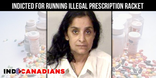 Indian-Origin Doctor Indicted for Running Illegal Prescription Racket