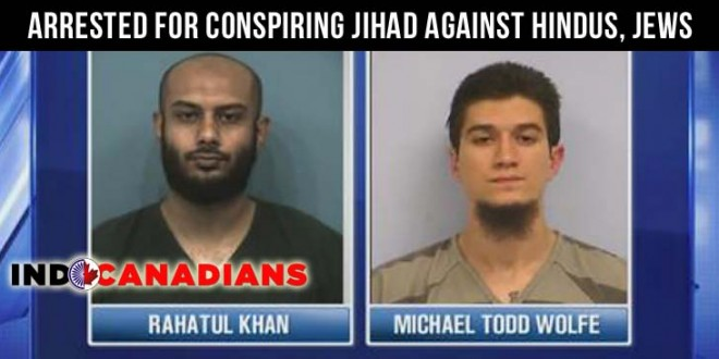 Students arrested for conspiring Jihad against Hindus, Jews