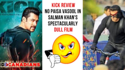 Kick review: No paisa vasool in Salman Khan's spectacularly dull film