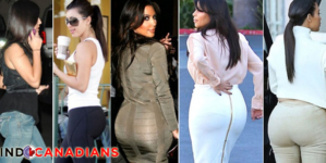I wonder why women want ass like Kim Kardashian