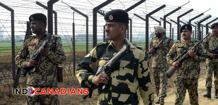 Indian Soldier killed by Pakistan firing at LoC