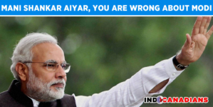 Mani Shankar Aiyar, You Are Wrong About PM Modi