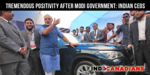 Tremendous Positivity After Formation of Modi Government: Indian CEOs