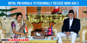 Nepal PM Koirala To Personally Receive Modi Aug 3