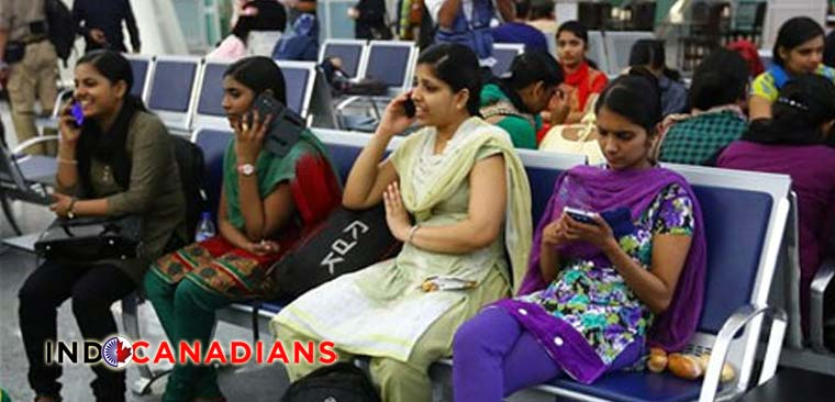 58 more Indian nurses brought back from Iraq