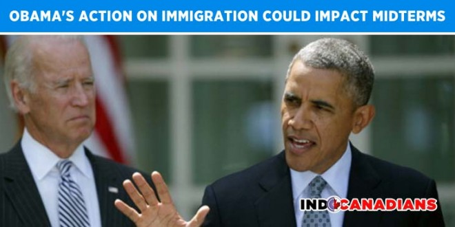 Obama's executive action on immigration could impact midterm elections