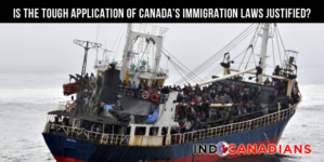 The people smugglers of Canada