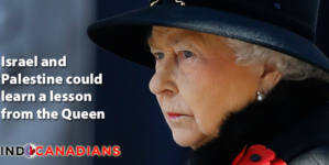 ​Israel and Palestine could learn a lesson from the Queen
