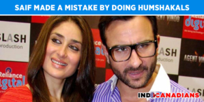 Kareena Kapoor: Saif Made a Mistake by Doing Humshakals