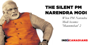 The New Silent PM Narendra Modi