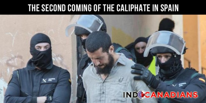 The second coming of the caliphate in Spain