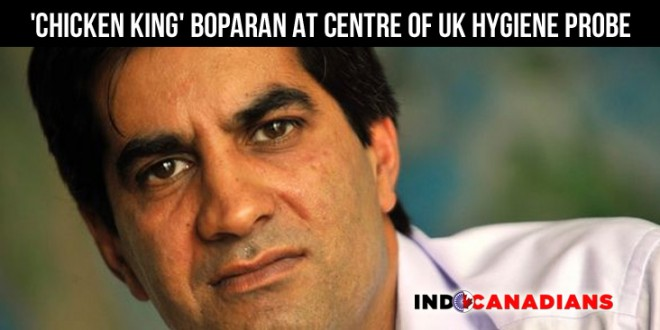Indian-Origin 'Chicken King' Ranjit Boparan at Centre of UK Hygiene Probe