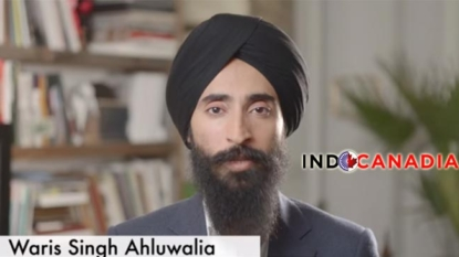 U.S. organization launches first-ever Sikh American PSA featuring Waris Ahluwalia to combat racism