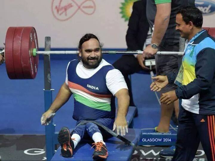 Punjab powerlifter Rajinder Rahelu stole the limelight on the penultimate day of the 2014 Commonwealth Games winning silver in the men's heavyweight powerlifting competition on Saturday.