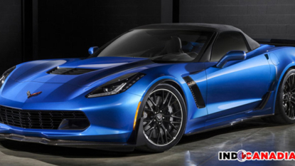 2015 Chevrolet Corvette Z06 Priced From USD 78,995