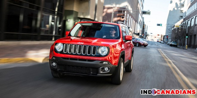 2015 Jeep Renegade To Hit Dealerships December