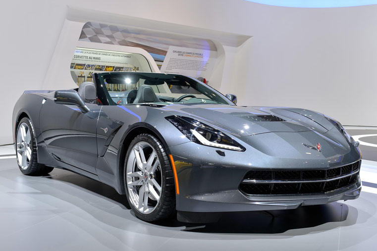 GM's Chevrolet Corvette
