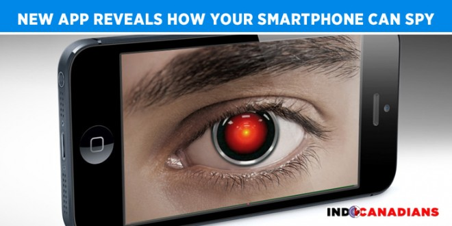 Your smartphone can spy on you without permission (VIDEO)