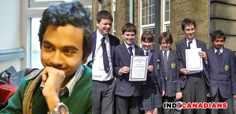 Britain's 'Perfect' Student Is Indian!