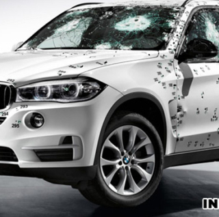 Bulletproof BMW X5 F15 Security Plus To Debut At Moscow Show