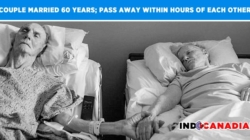 Couple married 60 years; pass away within hours of each other