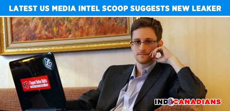 Latest US media intel scoop suggests new leaker after Edward Snowden