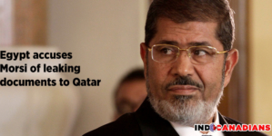 Egypt accuses Morsi of leaking documents to Qatar