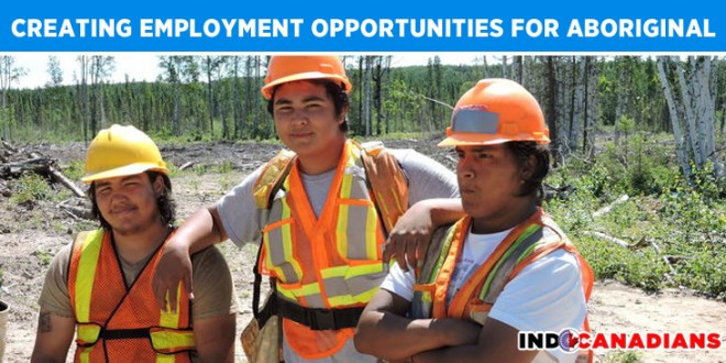 Creating Employment Opportunities for Aboriginal Youth